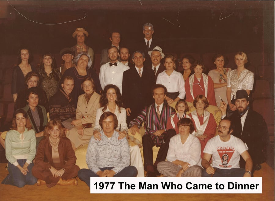 1977-Man-Who-Came-To-Dinner-cast-photo