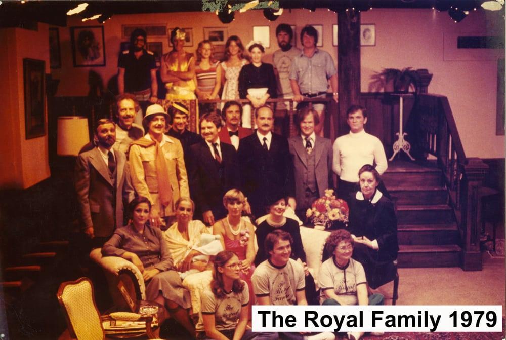 1979-The-Royal-Family-cast-photo