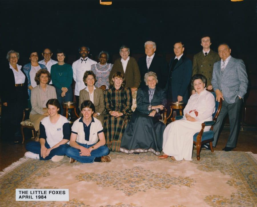 1984-TheLittleFoxes